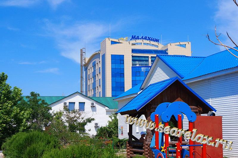 """Благовещенская пансионат """"Малахит"""" 2012 год"""