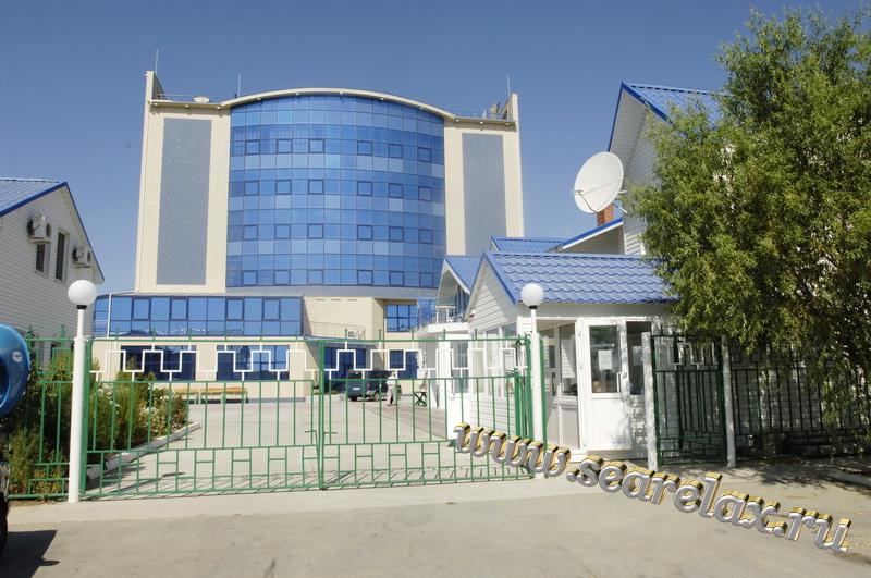 "Анапа ст. Благовещенская пансионат ""Малахит"""